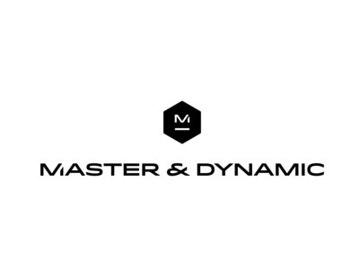 Master & Dynamic Logo (PRNewsfoto/Master & Dynamic)