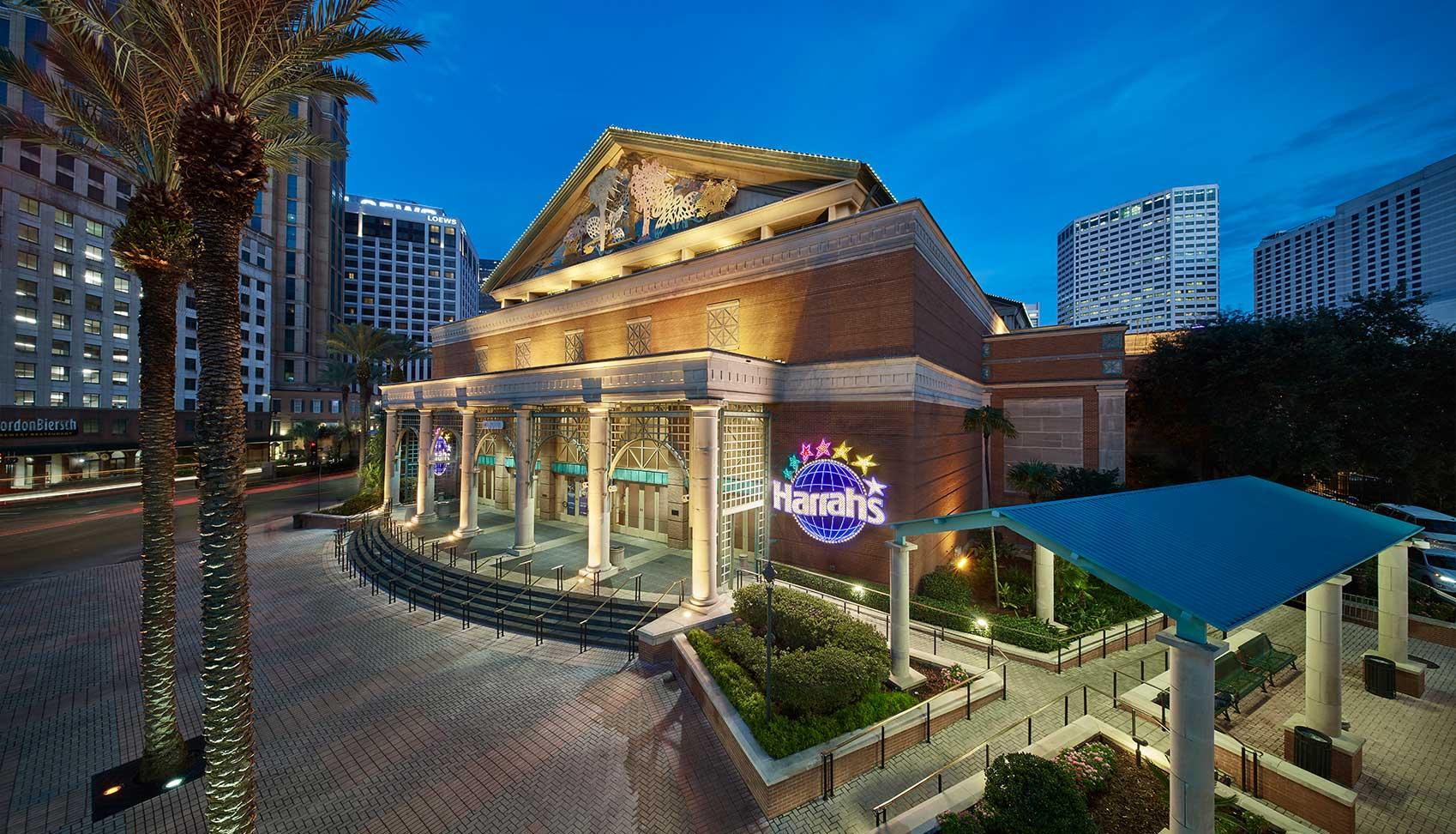 Caesars Entertainment's Harrah's New Orleans. Credit Caesars Entertainment.