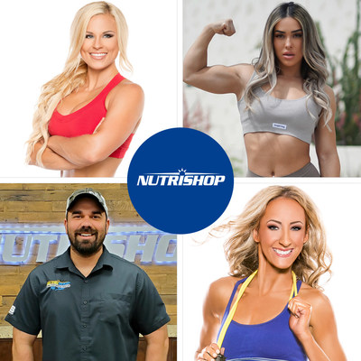Clockwise from top left: Jen Heward, Cass Martin, Meredith Butulis, and Jay Vicino