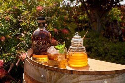 ABERFELDY Single Malt Scotch Whisky 2021 Barrels & Bees Program