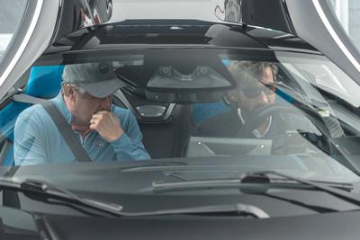 Battista Experience (PRNewsfoto/Automobili Pininfarina)