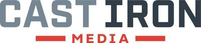 Cast Iron Media Logo (PRNewsfoto/Cast Iron Media)