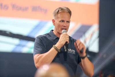 Mark Macdonald Announcing New Health & Wellness Program - Nitro Nutrition™