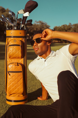 A MODERN CLASSIC. A touch of classic modernity. Exclusively luxurious and handcrafted, Soul of Nomad presents a bag made for golfing rigors. Soul of Nomad's artisan spirit is evident down to the last stitch with attention to detail, traditional crafting methods, and fine leathers. Available exclusively with limited stock each year.