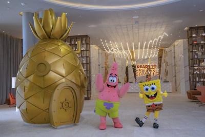 Nickelodeon Hotels & Resorts Riviera Maya lobby.jpg