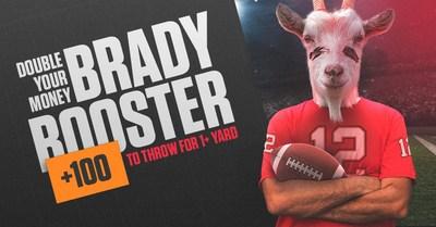 PointsBet - Tom Brady Week 1 Booster
