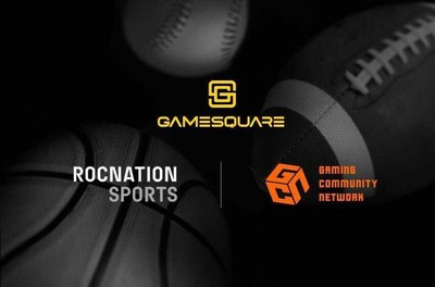 As part of the multi-year partnership, the collaboration between Roc Nation Sports and GCN, Inc. (part of the GameSquare Esports group of companies), will create authentic bespoke athlete-centric strategies, including esports tournaments, gaming content production, live streaming events, and provide content syndication across the GCN Network which includes 85+ gaming and esports centric websites.