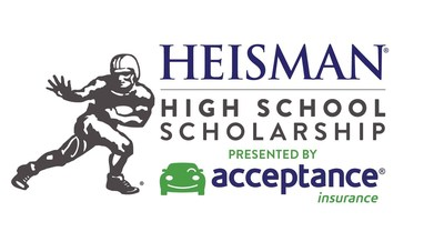 Heisman High School Scholarship presented by Acceptance Insurance