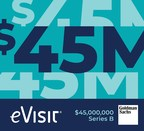 eVisit Closes $45 Million in Series B Funding Round Led by Goldman Sachs Asset Management
