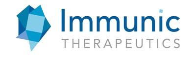 Immunic, Inc. Logo (PRNewsfoto/Immunic, Inc.)