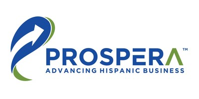 Prospera, a nonprofit economic development organization that helps start, sustain, and grow Hispanic-owned businesses to achieve community prosperity. (PRNewsfoto/Prospera)
