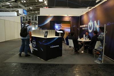 TEMSA showcased its 'Smart cities' vision at the IAA Munich (PRNewsfoto/TEMSA)