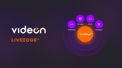 Videon reinvents live video streaming with LiveEdge®